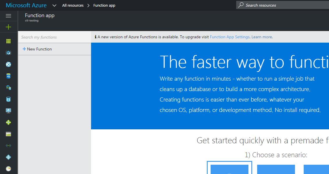 A Slack Slash Command using Powershell Azure Functions
